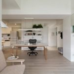 Chilled Out Modern Home in gedeckter Farbe