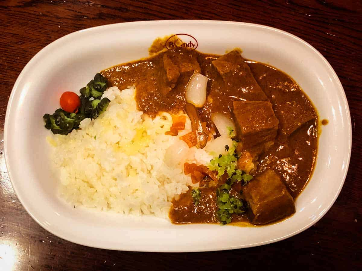 Japanisches Curry - Curry Bondy
