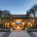 Idyllischen Beverly Hills Retreat In Welcher Trousdale Estates