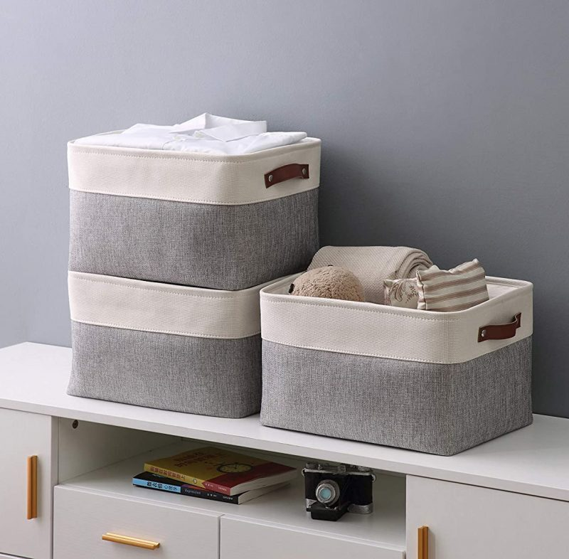 51 Storage Bins That Make Tidy Look Trendy