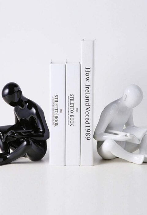 Product Of The Week: Beautiful Humanoid Bookends