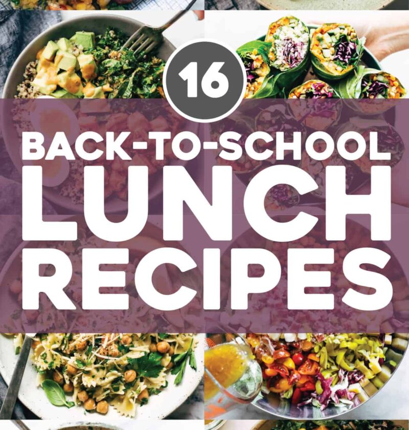 https://pinchofyum.com/back-to-school-recipes