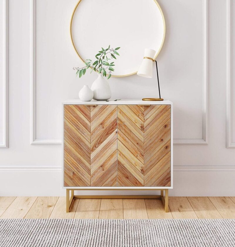 Product Of The Week: A Beautiful Accent Cabinet