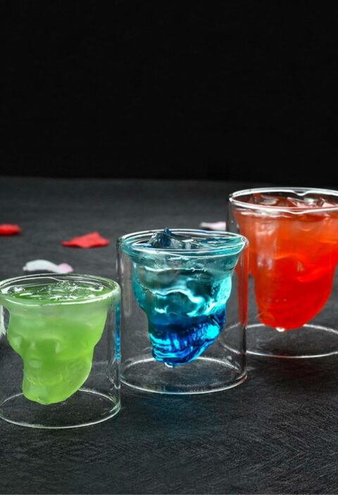 Product Of The Week: Cool Skull-shaped Glasses