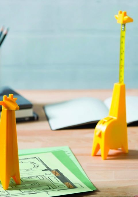 Product Of The Week: The Giraffe Measuring Tape